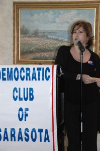 Speaking in 2008 to local Dems