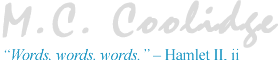 MC Coolidge