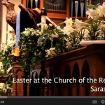 Easter video screenshot